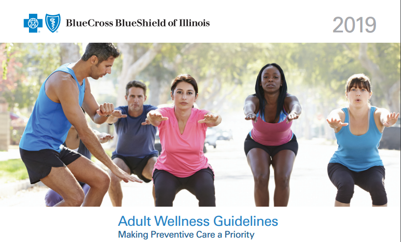 2019 IL Adult Wellness Guide