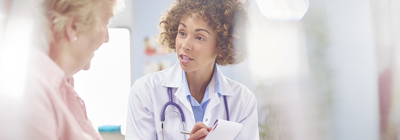 patient converstation with doctor