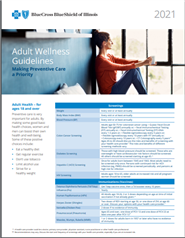 IL Adult Wellness Guide