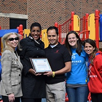 BCBSIL Supports Playworks Illinois